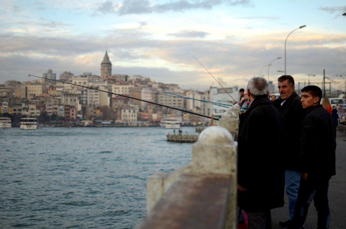 Galata-Brücke