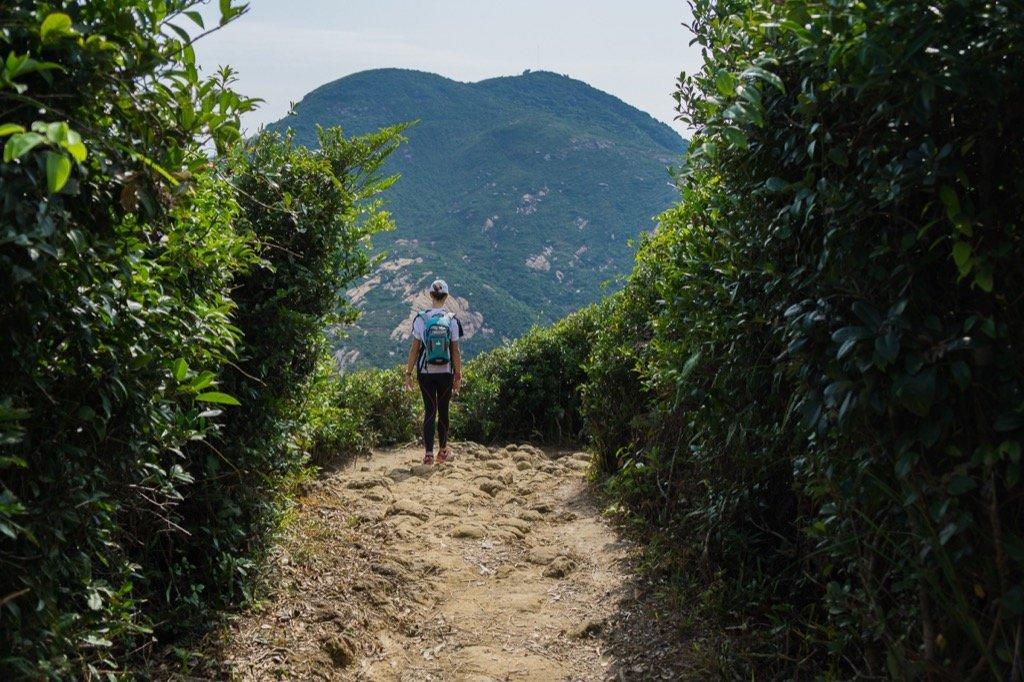 Wanderung Hongkong