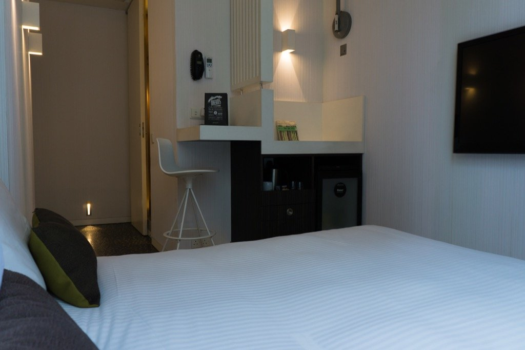 Hotelzimmer Ovolo Noho Hong Kong