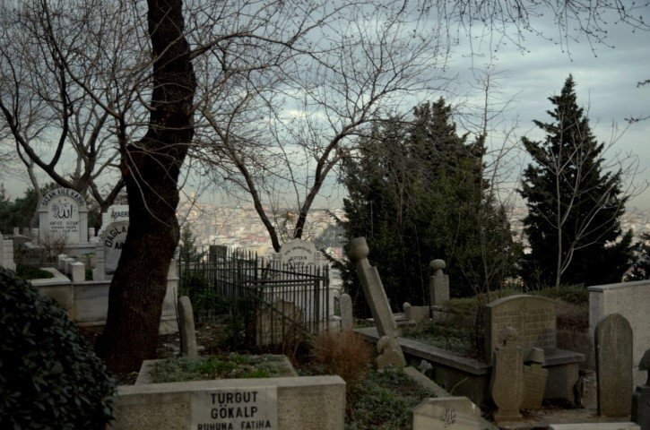 Friedhof Eyüp
