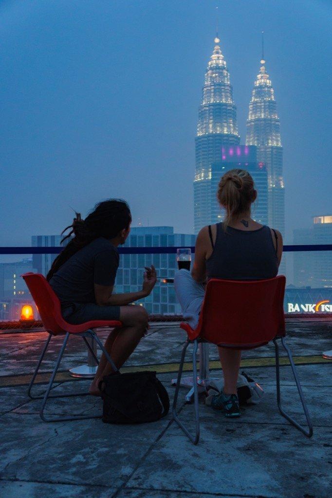 Heli Pad Lounge Kuala Lumpur