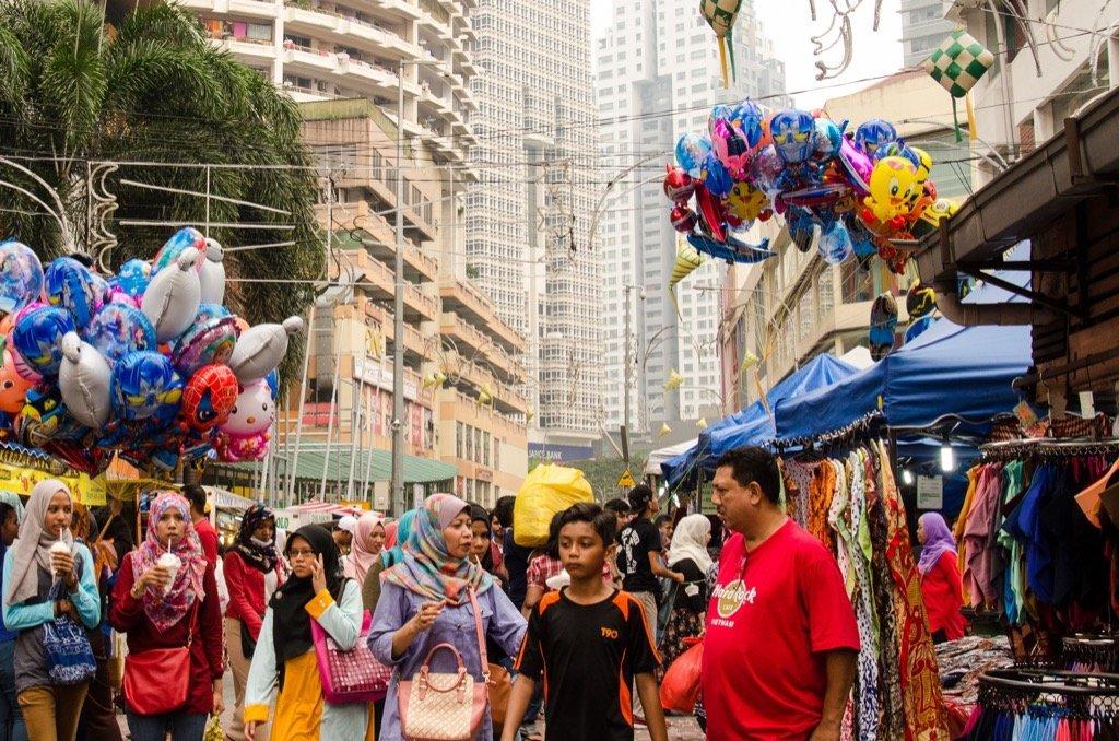 Kuala Lumpur Markt