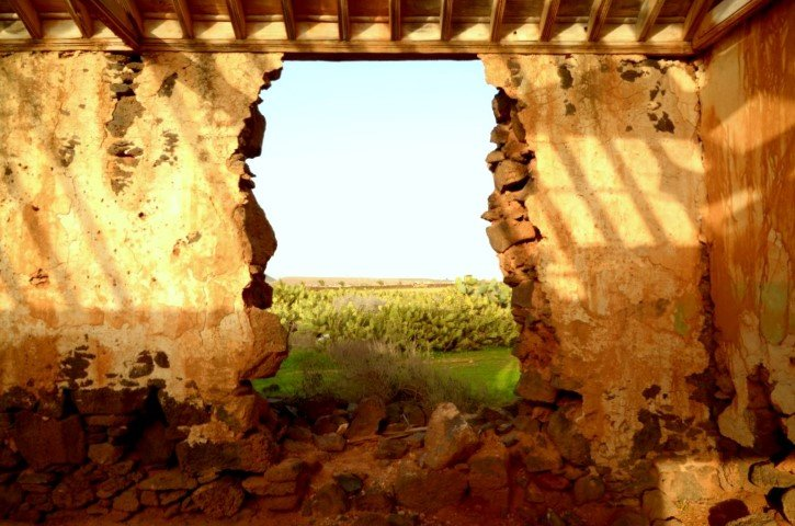 La Casa de los Coroneles in La Oliva