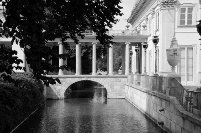 Lazienki-Park