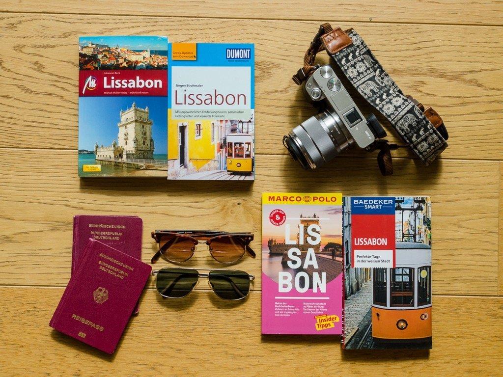Lissabon Reiseführer