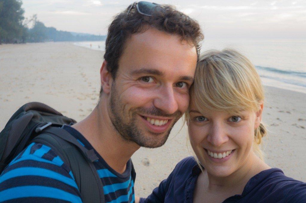 Long Beach - Jenny & Basti