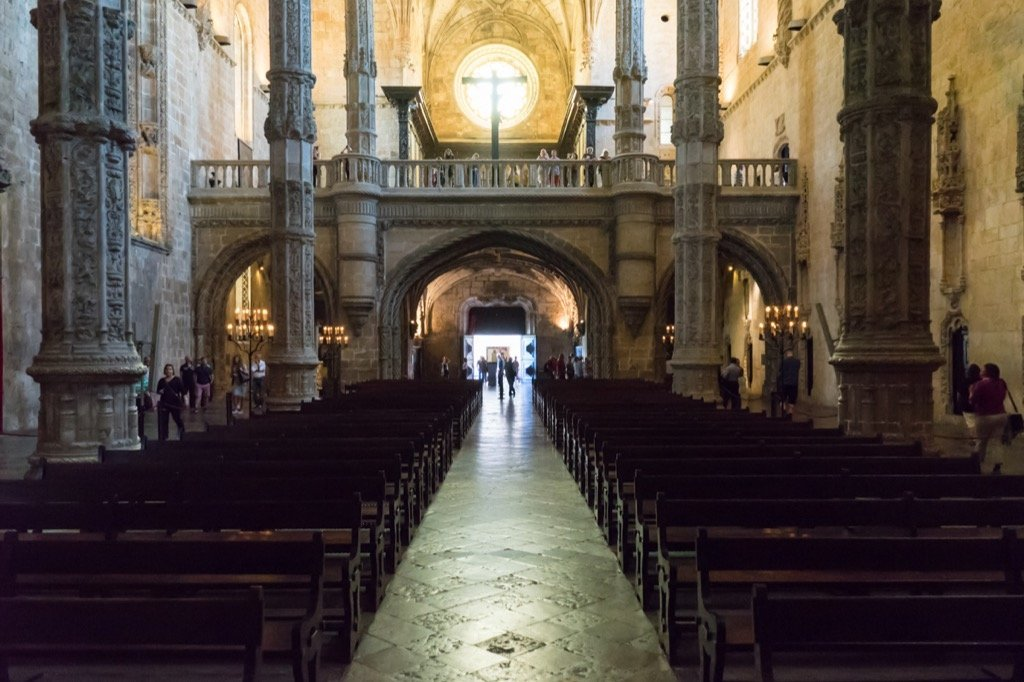 Santa Maria Kirche