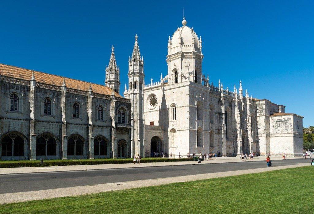 Mosteiro dos Jeronomis