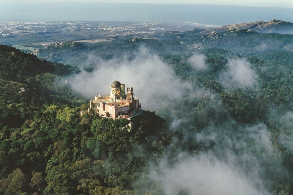 Nationalpalast Pena, Sintra.