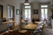 Oporto Loft Frühstückszimmer