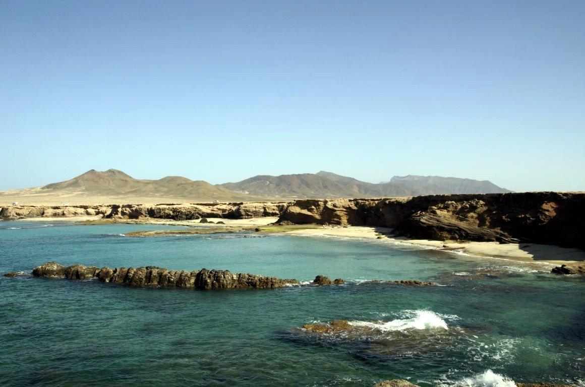 Playa de Ojos, Punta Jandia