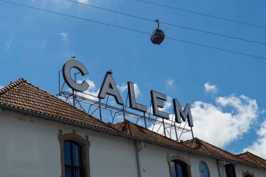 Portweinkeller Calem