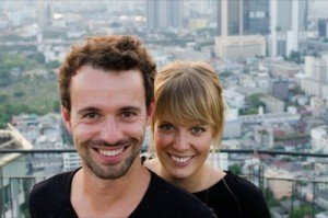 Jenny und Sebastian von 22places