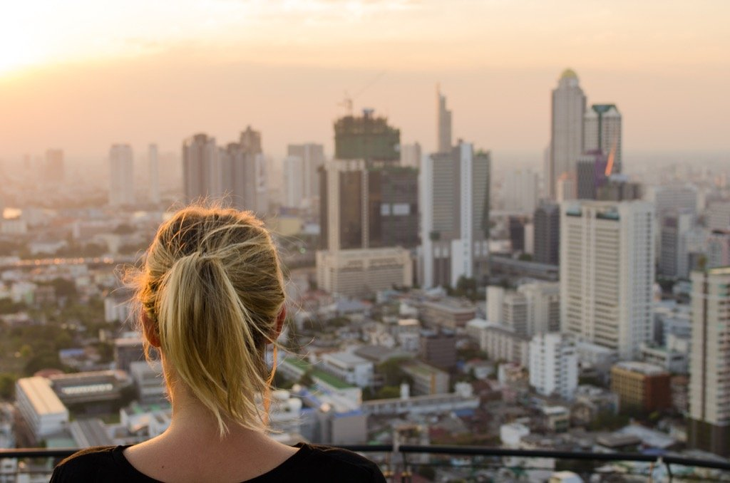 Roftopbar Bangkok