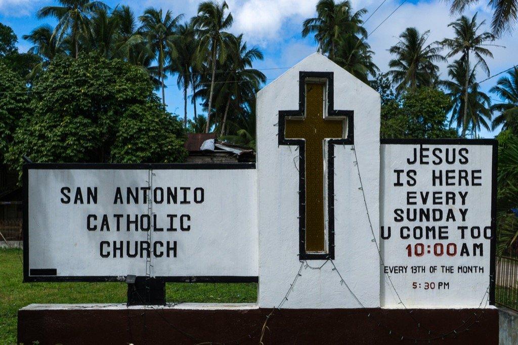 San Antonio Kirche