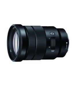 Sony E-Mount Objektiv Superzoom