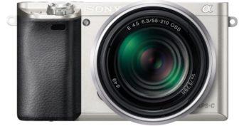 Systemkamera Sony Alpha 6000