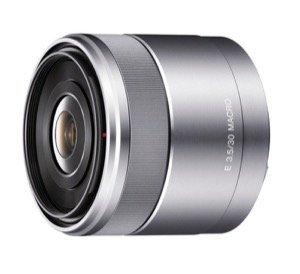 Makro-Objektiv Sony Alpha 6000