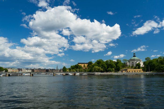 Stockholm Bootsfahrt