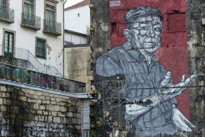 Streetart in Porto
