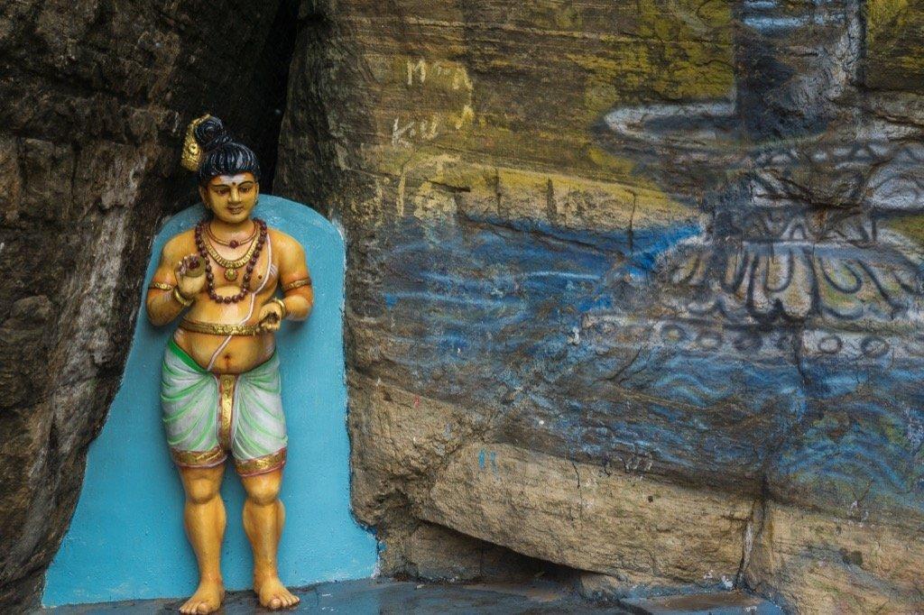 Thiru Koneswaram Tempel, Trincomalee