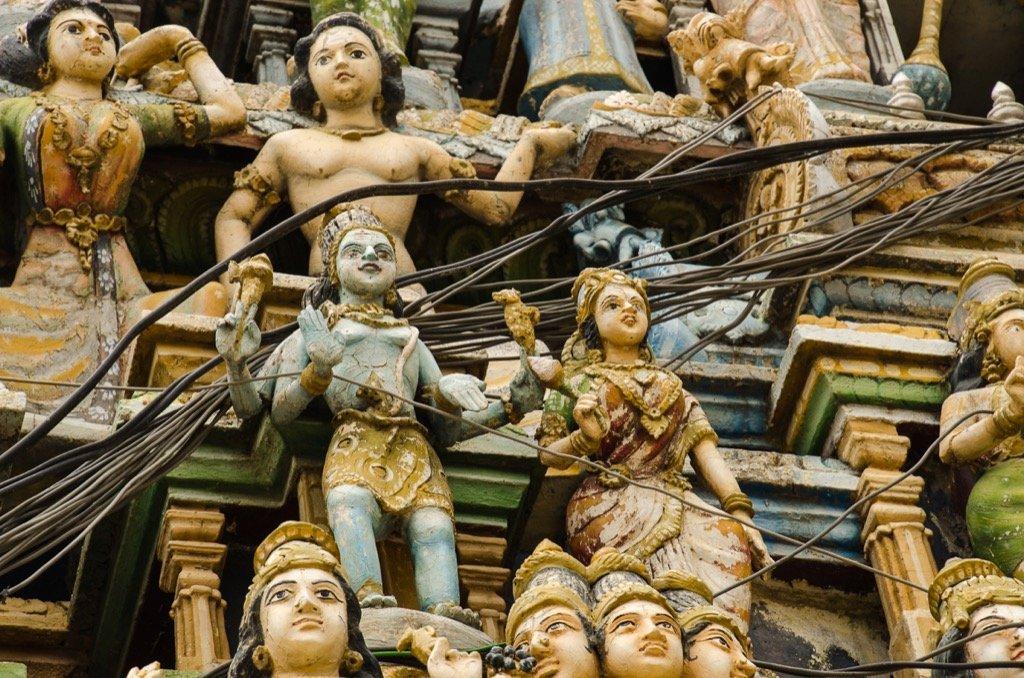 Sri Pathrakali Tempel, Trincomalee