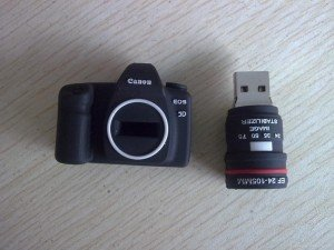 USB Stick in Kameraform