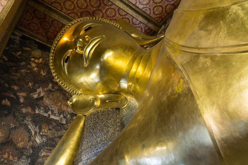 Liegender Buddha Wat Pho