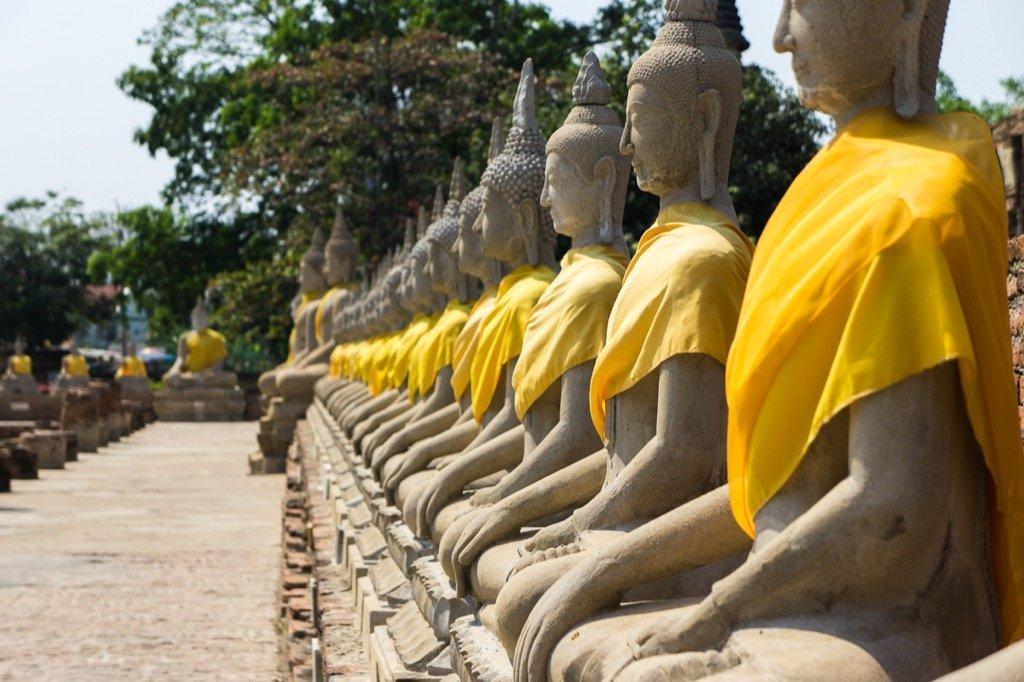 Wat Yai Chai Monghon Ayutthaya