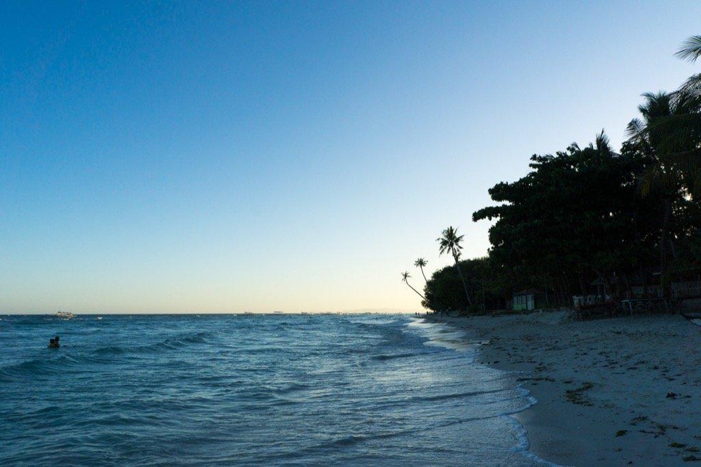 White Beach Bohol