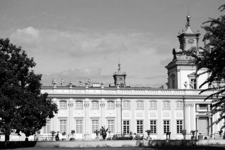 Wilanow-Palast