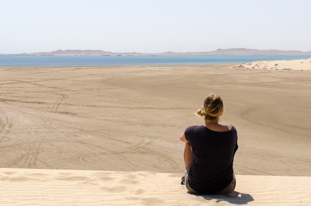 Wüstentour Katar