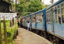 Bahnhof - Sri Lanka